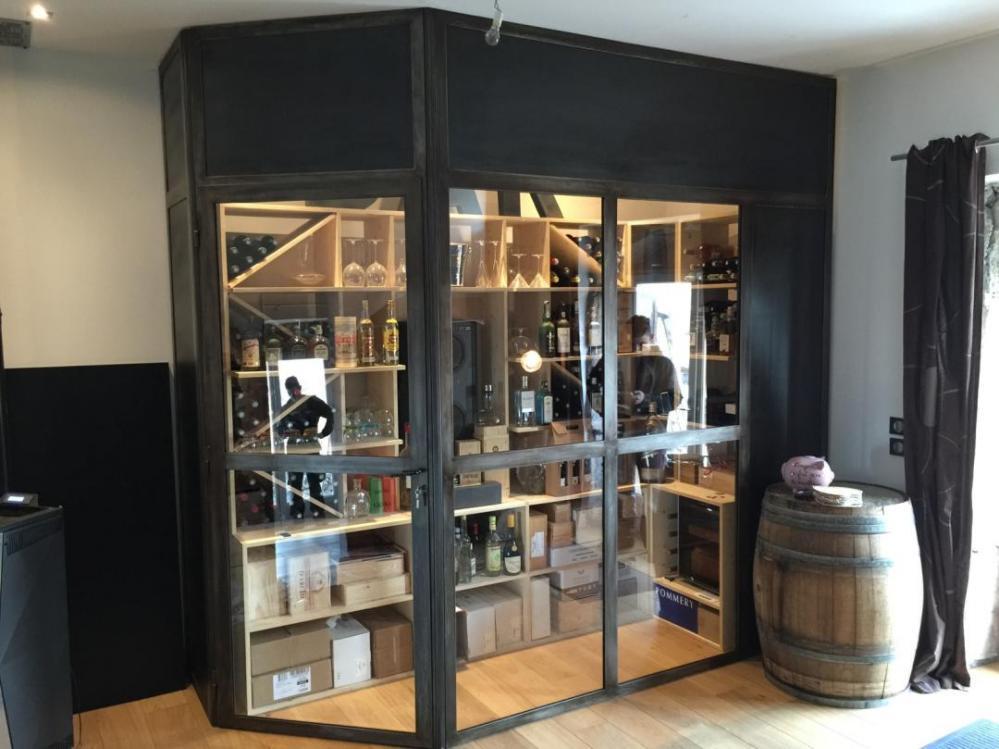 fabrication dune cave vin 20170914073708. Black Bedroom Furniture Sets. Home Design Ideas