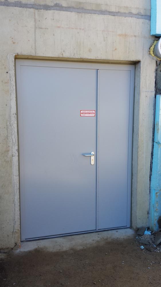 Chaudronnerie industrielle savoie m tallerie chamb ry rh ne alpes - Fabricant porte coupe feu ...